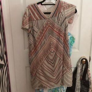Abercrombie beaded dress.